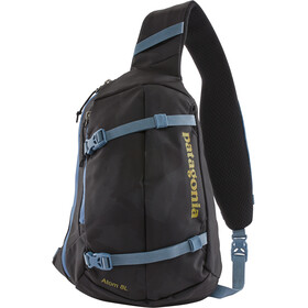 Patagonia Atom Sling Mochila 8L, painted fields/black